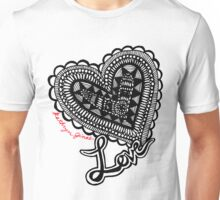 Love by kathrynjinae Unisex T-Shirt