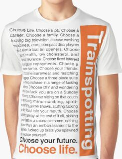 Choose life. Graphic T-Shirt
