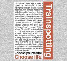Choose life. Kids Tee
