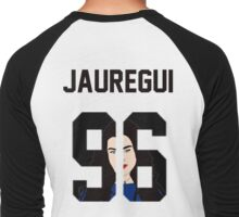 "Jauregui'96 ""Face"" Jersey Men's Baseball ¾ T-Shirt"
