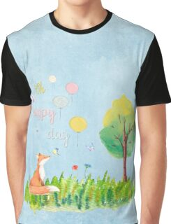 Oh happy day Graphic T-Shirt