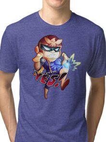 YES! Tri-blend T-Shirt