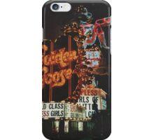 VegasNoir iPhone Case/Skin