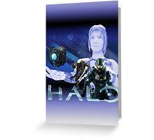 Halo Legendary Greeting Card