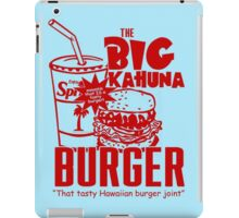The Big Kahuna Burger iPad Case/Skin