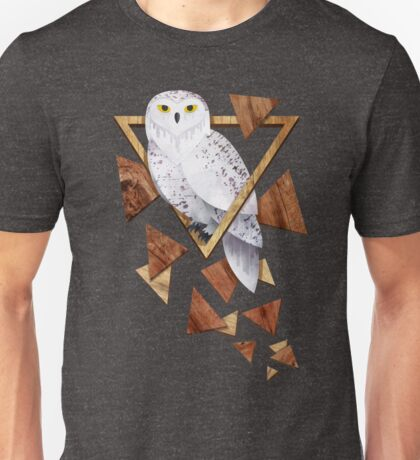 Owl in the Woods Unisex T-Shirt