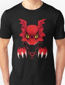 Bad Guilmon (black) Unisex T-Shirt