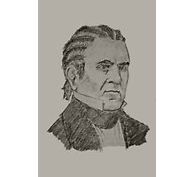 James K. Polk Photographic Print