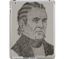 James K. Polk iPad Case/Skin