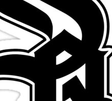 Chicago White Sox Logo Sticker  Sticker
