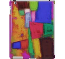 Recycled surface iPad Case/Skin