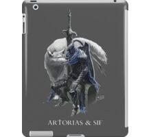 Artorias & Sif iPad Case/Skin