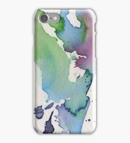 Waterpaint 1 iPhone Case/Skin