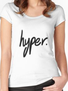 Hyper Women's Fitted Scoop T-Shirt