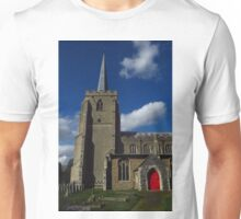 St Mary's, Bramford, Suffolk Unisex T-Shirt