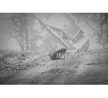 Any Landing You Can Walk Away From Photographic Print