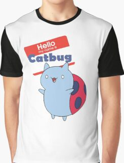 My name is Catbug Graphic T-Shirt
