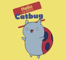 My name is Catbug One Piece - Short Sleeve