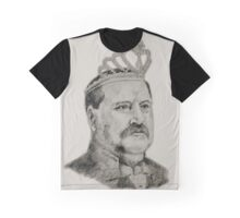 S. Grover Cleveland Graphic T-Shirt