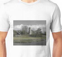 The Round Tower, Aldham Unisex T-Shirt