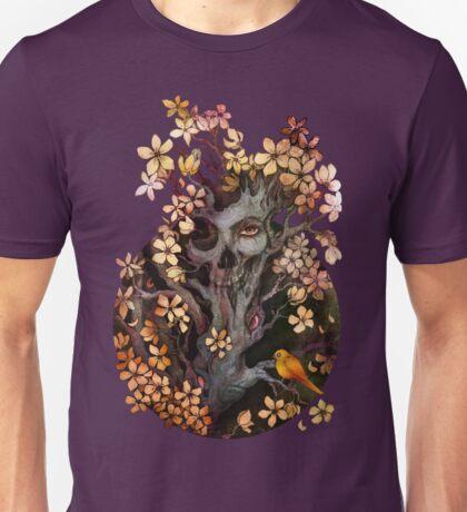 Orange Bird Unisex T-Shirt