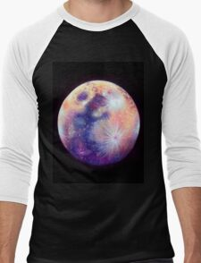 The moon Men's Baseball ¾ T-Shirt