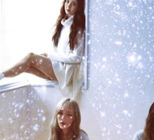 Taetiseo dear santa 2 Sticker