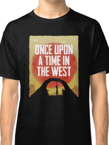 Once Upon a Time in the West - Hanging Classic T-Shirt