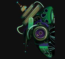 Bio-Mechanical Mask Unisex T-Shirt