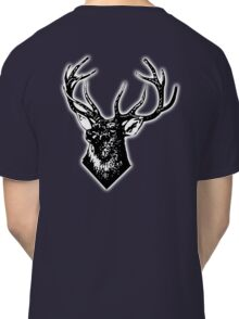 STAG, STAG DO, Stag Head, The Stag, Deer, Antlers, Hunt, Hunting Classic T-Shirt