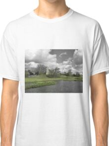Yellow Daffodils, Aldham, Suffolk Classic T-Shirt