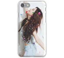 Seohyun dear santa iPhone Case/Skin
