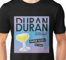 duran duran paper gods on tour Unisex T-Shirt