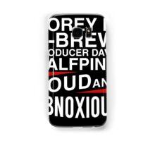 Loud and Obnoxious Gear Samsung Galaxy Case/Skin
