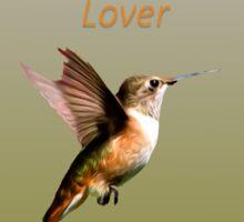 Hummer Lover Sticker