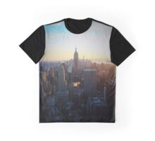 Empire State  Graphic T-Shirt
