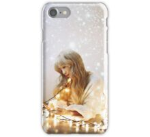 kim taeyeon dear santa iPhone Case/Skin