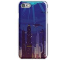 Pixel City iPhone Case/Skin