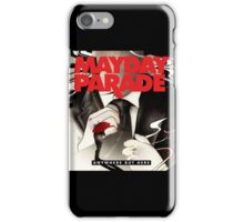 MAYDAY PARADE ANYWHERE 2016 iPhone Case/Skin
