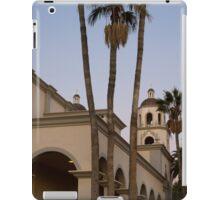 Saint Augustine Cathedral. Tucson, Arizona, USA. iPad Case/Skin