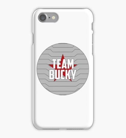 Team Bucky iPhone Case/Skin