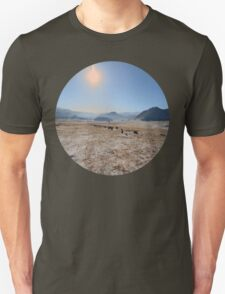 sky and mountains T-Shirt