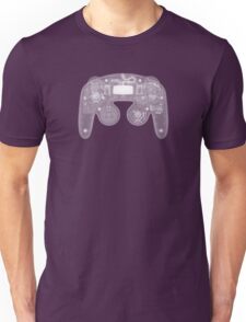 Nintendo GameCube Controller - X-Ray Unisex T-Shirt