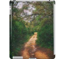 Woodland paths iPad Case/Skin