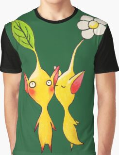 Nintendo Pikmin Kiss Graphic T-Shirt