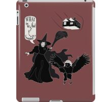Hillary and the Monkey iPad Case/Skin