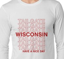 Wisco Tailgate Long Sleeve T-Shirt