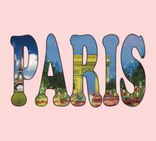 Paris One Piece - Short Sleeve