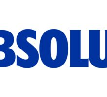 Absolut Sticker