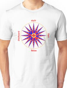 Forgetful mariner Unisex T-Shirt